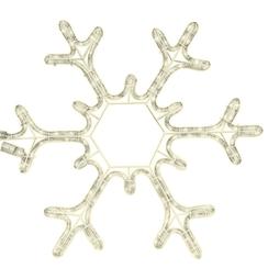 Lichtgevende LED Kerst  Sneeuwvlok