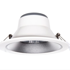 Reflecterende  Down Light ECO | Cut OutØ120-130mm | 15W | drie kleuren wit