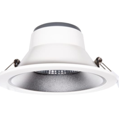 Reflecterende Down Light ECO | Drie Kleuren Wit Verstelbaar | Cut OutØ195-210mm | 28W