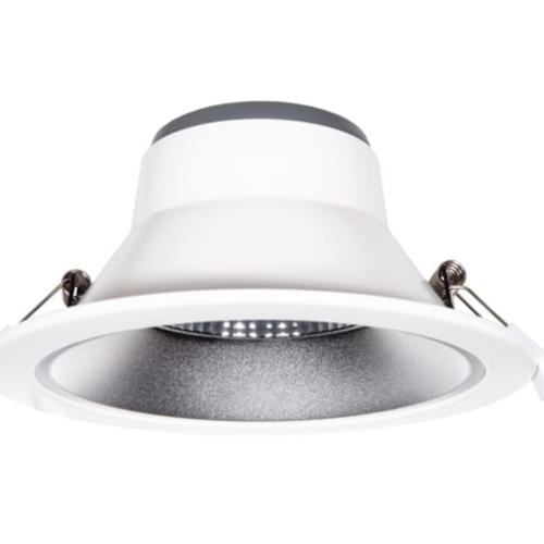 Tronix Reflecterende Down Light ECO | Drie Kleuren Wit Verstelbaar | Cut OutØ195-210mm | 28W