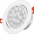 Mi-Light LED Ceiling Spotlight 9W RGB+CCT | 2 jaar garantie