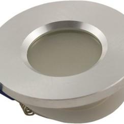Armatuur rond aluminium IP65
