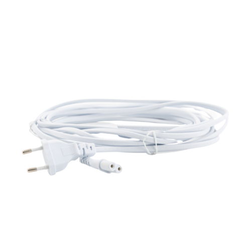 Tronix Power Cable for LED T5 Surface Mount | 500cm