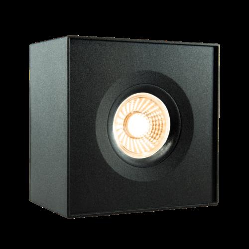 Tronix Ceiling Light   9W   40°   Flame dimming 2000~2800K   Black