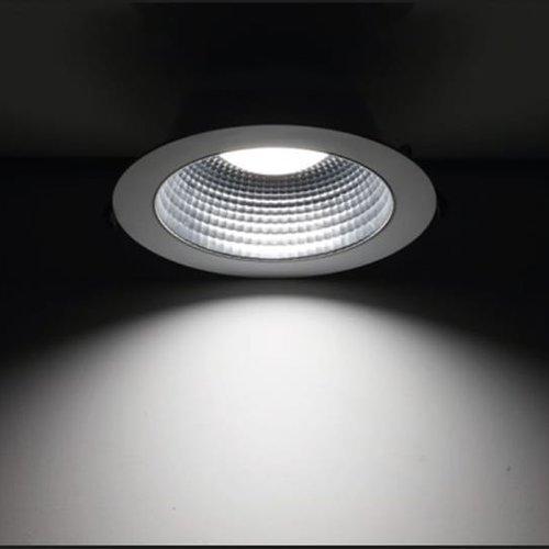 Tronix Down Light Surface Mounted   White   18W   TRI-White   Dim.
