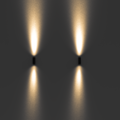 Tronix Wall Lamp | Up & Down | Black | 5,5W | 3000K | Non Dim.