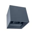 Tronix Wall Lamp | Cube 10x10x10cm | RAL7016 | 6W