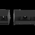 Tronix Wall Lamp | 200x101x100 | Black | 20W | Dim |