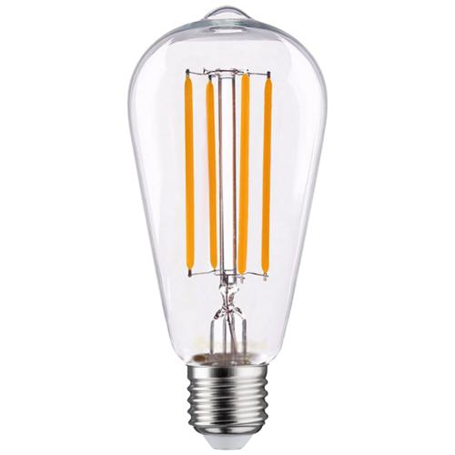 LVS led lighting LED FILAMENT E27 6.5W 2100K EDISON DIMBAAR