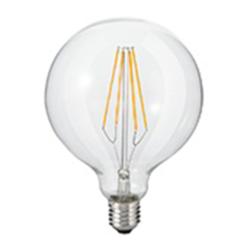 LED FILAMENT E27 4W 2100K GLOBE-L DIMBAAR