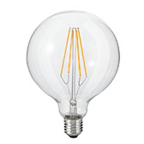 LVS led lighting LED FILAMENT E27 4W 2100K GLOBE-L DIMBAAR