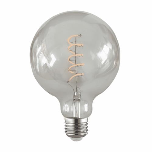 LVS led lighting LED FILAMENT E27 4W 2200K GLOBE S DIMBAAR CLEAR