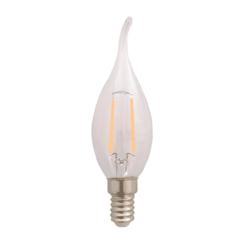 LED FILAMENT E14 1,8W 2200K KAARS CLEAR