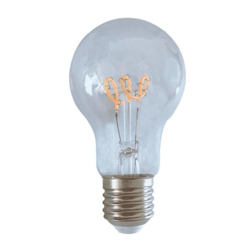 LVS led lighting A60-SC LED FILAMENT E27 4W 2200K PEER DIMBAAR CLEAR