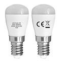 LVS led lighting LED KOELKASTLAMP E14 2W