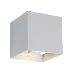 LED CUBE 2x3W DIM WIT