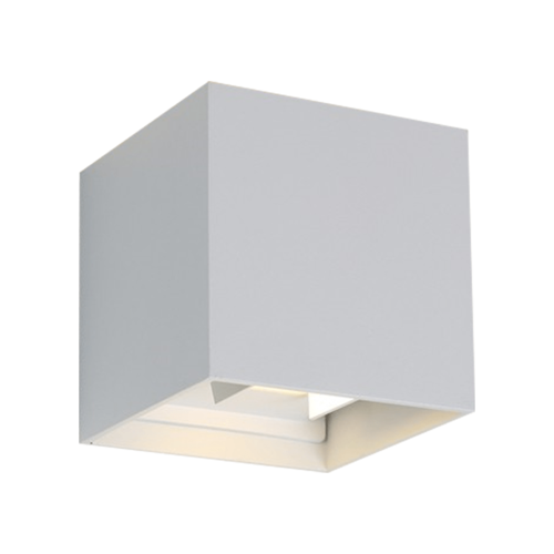 LVS led lighting LED CUBE 2x3W DIM WIT