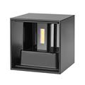 LVS led lighting LED CUBE 2x3W DIM GRIJS