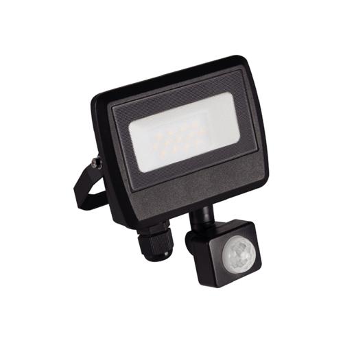 LVS led lighting FLOODLIGHT AMAL MET SENSOR 10W IP65