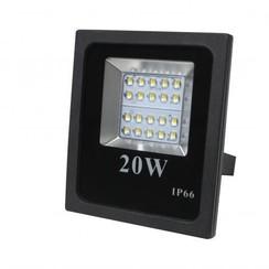 LED FLOODLIGHT 60° IP66 20W