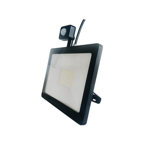 LVS led lighting LED BREEDSTRALER MET SENSOR 120° IP65 20W