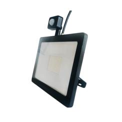 LED BREEDSTRALER MET SENSOR 120° IP65 50W