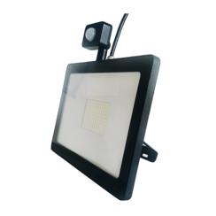 LED BREEDSTRALER MET SENSOR 120° IP65 100W