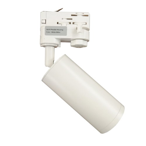 LVS led lighting 3-FASE RAILARMATUUR GU10 WIT