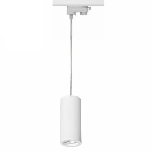 LVS led lighting 3-FASE RAILARMATUUR HANGLAMP MET GU10 FITTING