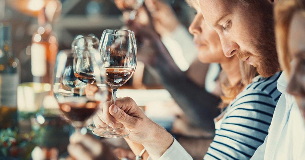 Zo proef je wijn