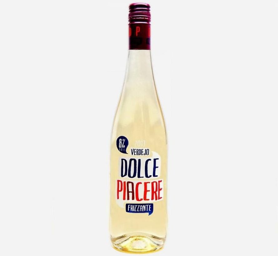 Dolce Piacere 8%,Cuatro Rayas