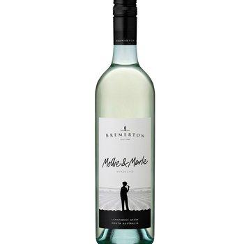 Bremerton Wines Silhouette Molie and Merle Verdelho