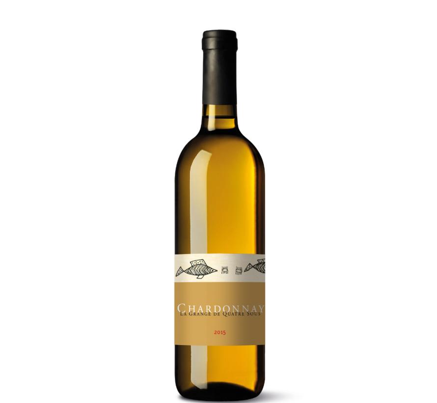 Chardonnay-Grange de quatre Sous
