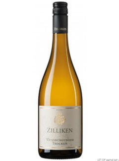 Weingut Zilliken Weissburgunder Trocken