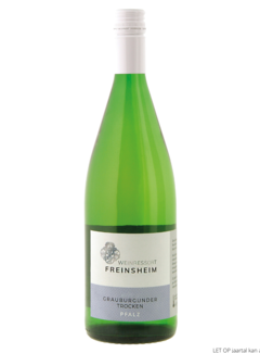 Weinressort Freinsheim GrauBurgunder 1 liter