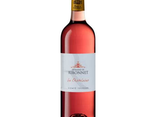 Domaine de Ribonnet La Chatelaine Rose