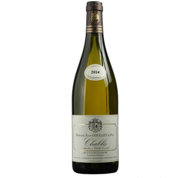 Jean Goulley Chablis reserve