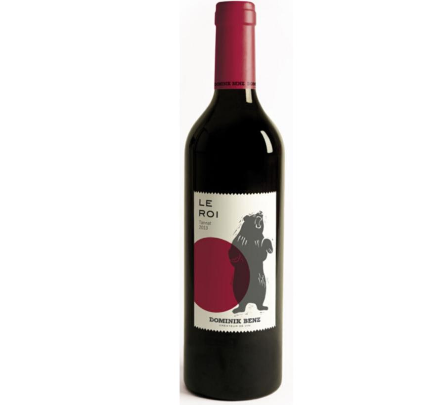 Le Roi-Rouge-Rode wijn