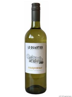 le Quartier de Menilmontant Chardonnay de Menilmontant
