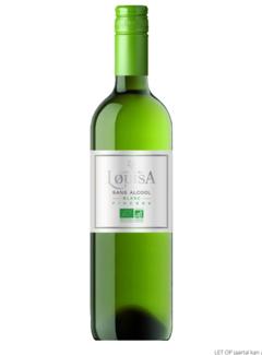 Terres de Louisa Alcoholvrije Witte Wijn
