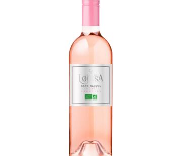 Terres de Louisa Alcoholvrije Rose Wijn