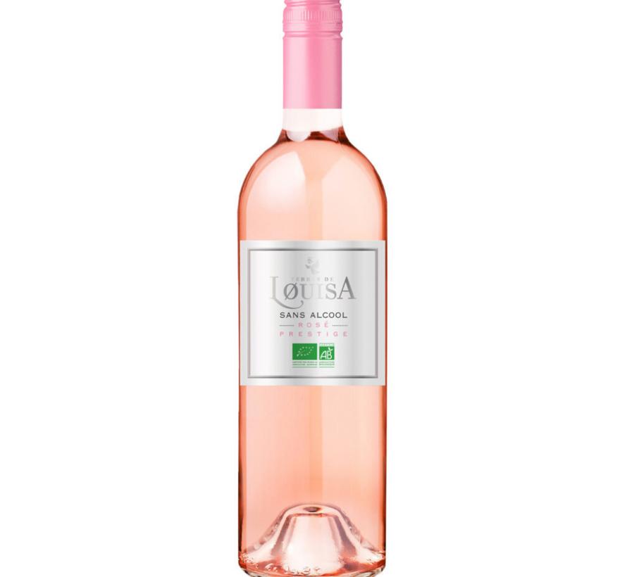 Alcoholvrije Rose Wijn