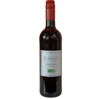 Terres de Louisa Alcoholvrije Rode Wijn