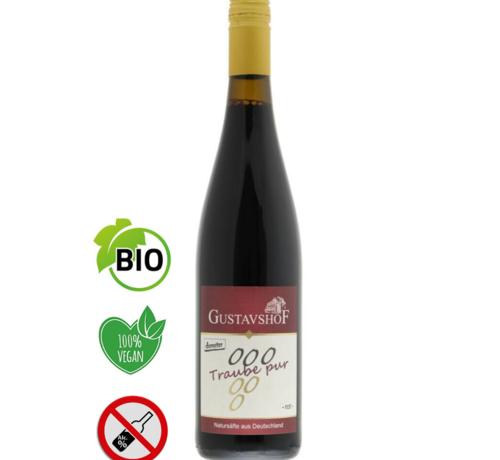 Weingut Gustavshof Bio druivensap rood