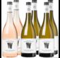 ProefWijn pakket Villa Blanche wit - rosé
