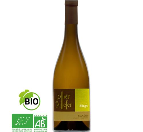 Domaine Ollier Taillefer Allegro Blanc-witte wijn