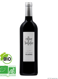 Domaine Ollier Taillefer Les Collines-Rode wijn