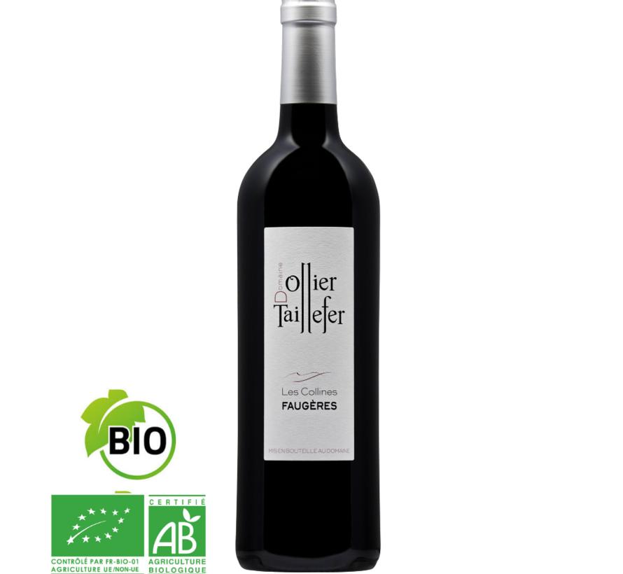 Les Collines-Rode wijn