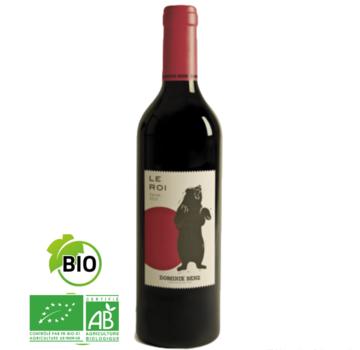 Dominik Benz Le Roi-Rouge-Rode wijn