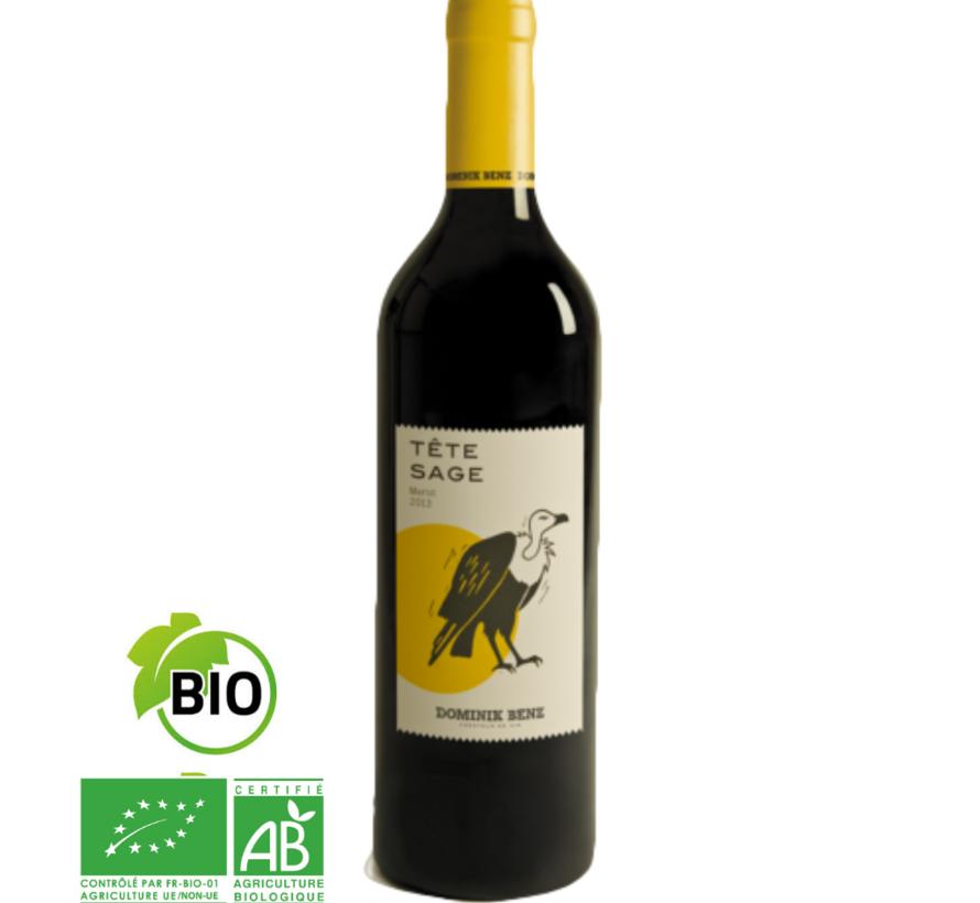 Tete Sage-Rouge-Rode-wijn